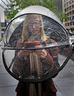 Самые удобные зонтики для путешествий