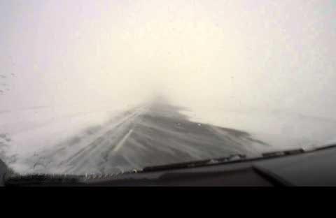 Адреналиновый день, или Доооооолгая дорога домой — ураган Хавьер (Хавер)