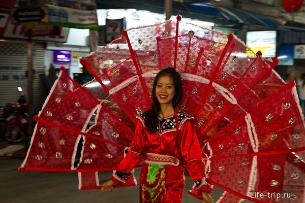 фестиваль в тайланде