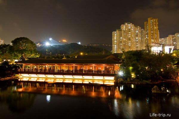 ночной гонгконг