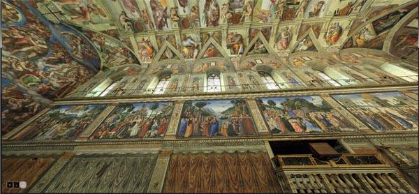 капелла в ватикане