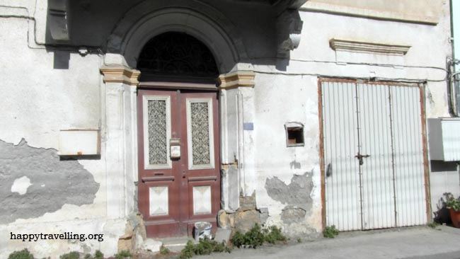 развалины в ларнаке