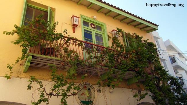 Балконы Ларнаки: немного фотографий