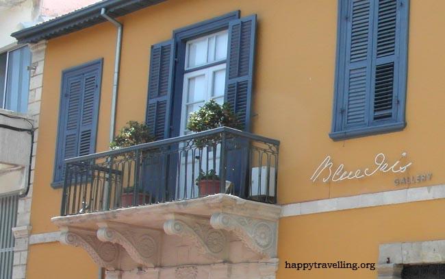 балкон ларнаки