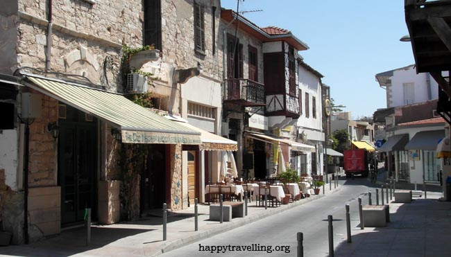 нет рекламы на Кипре