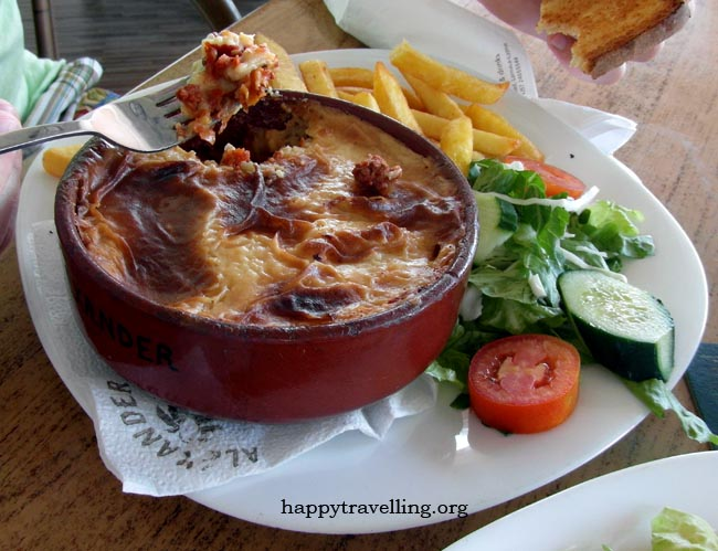 Еда на Кипре: жить, чтобы есть!