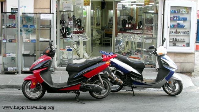 мотоциклы на кипре