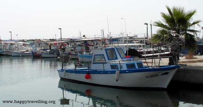 морской транспорт кипр