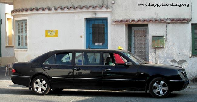 авто народного умельца на кипре
