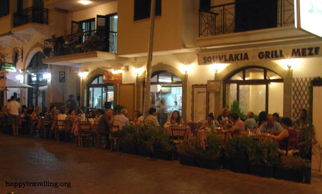 люди на Кипре
