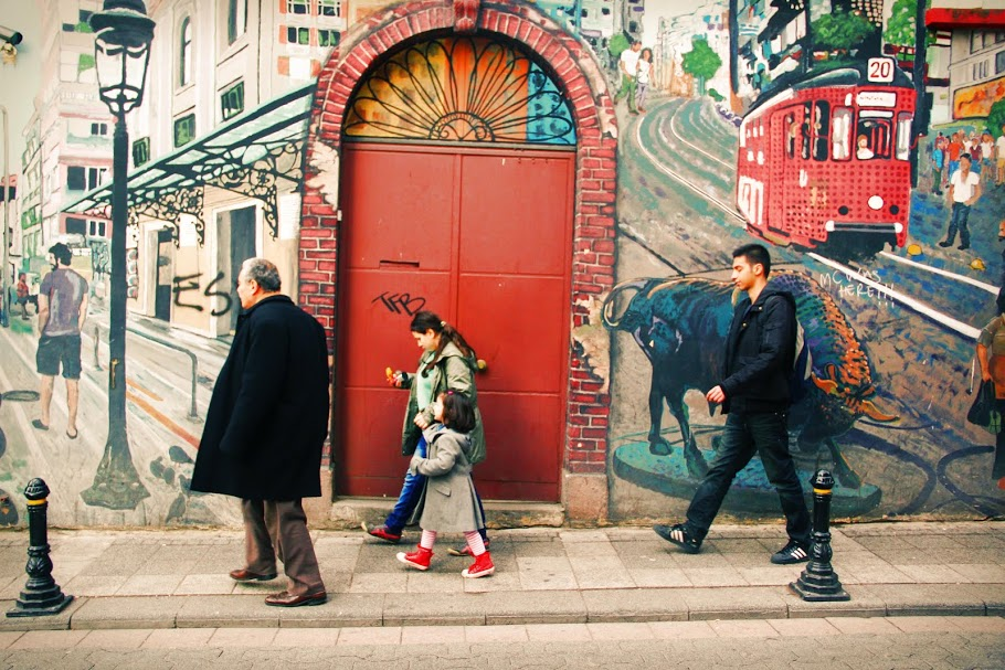 Ароматный и аппетитный Стамбул — прогулка с экспатом!
