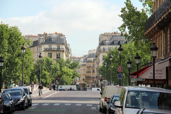 париж улица