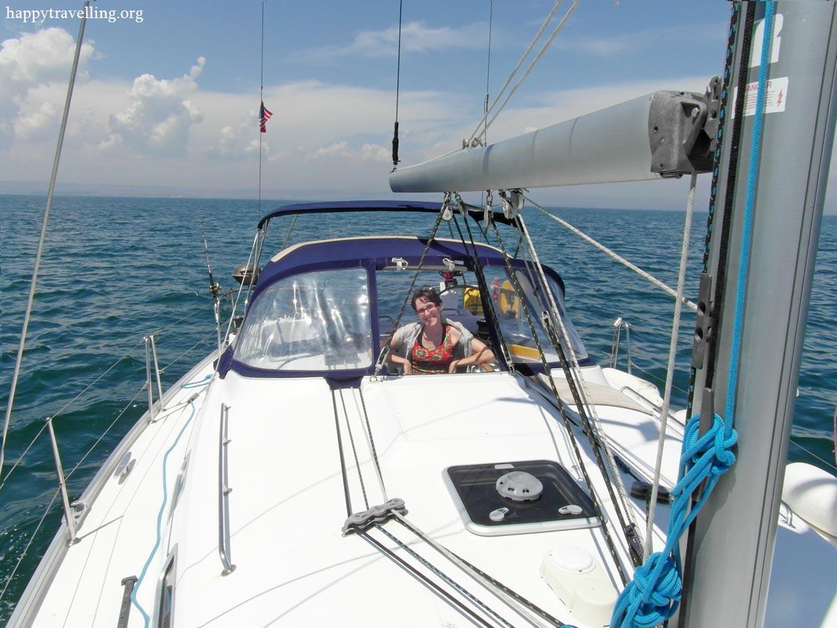 Как мы на яхте плавали, и что из этого вышло: большой отчет