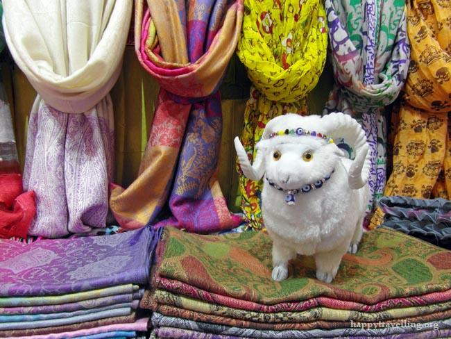 Прогулки по Grand Bazaar в Стамбуле: что купить