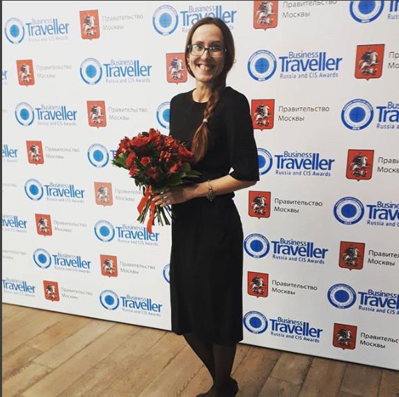 Лучший тревел-блог Business Traveller Awards