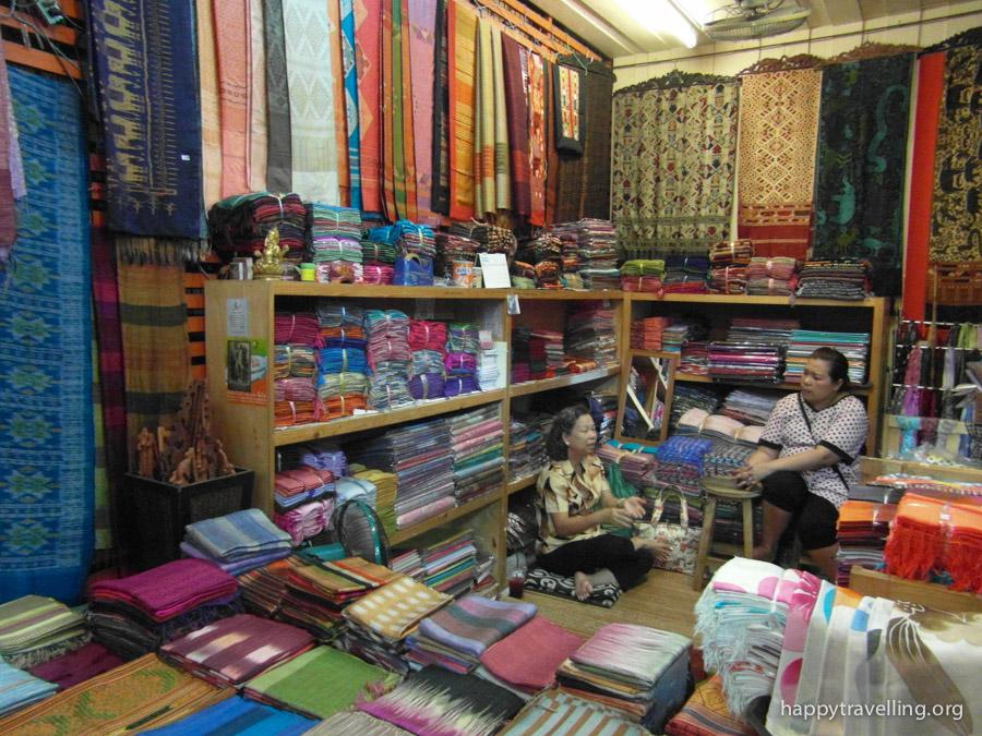 текстиль бангкок чатучак