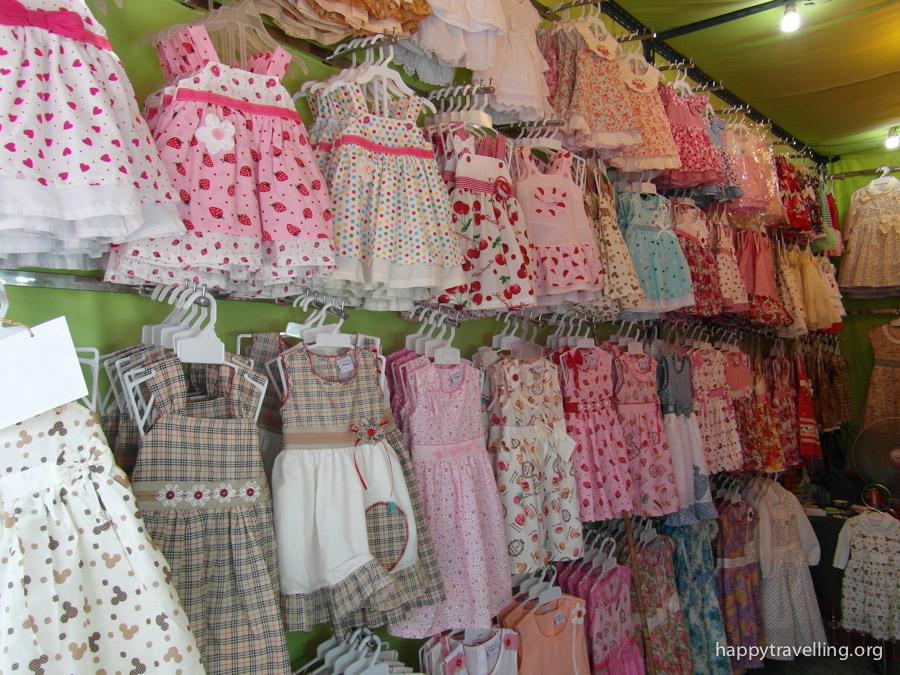 детская одежда бангкок