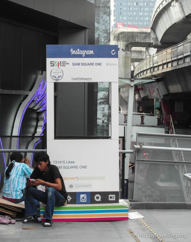 инстаграм бангкок