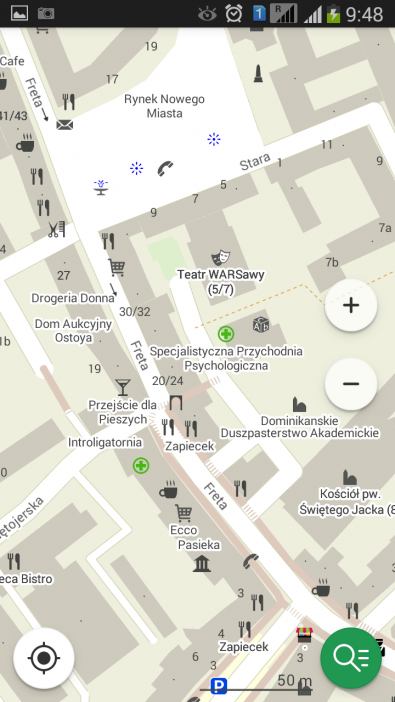 Как ориентироваться на месте в незнакомом городе? Очень полезно!