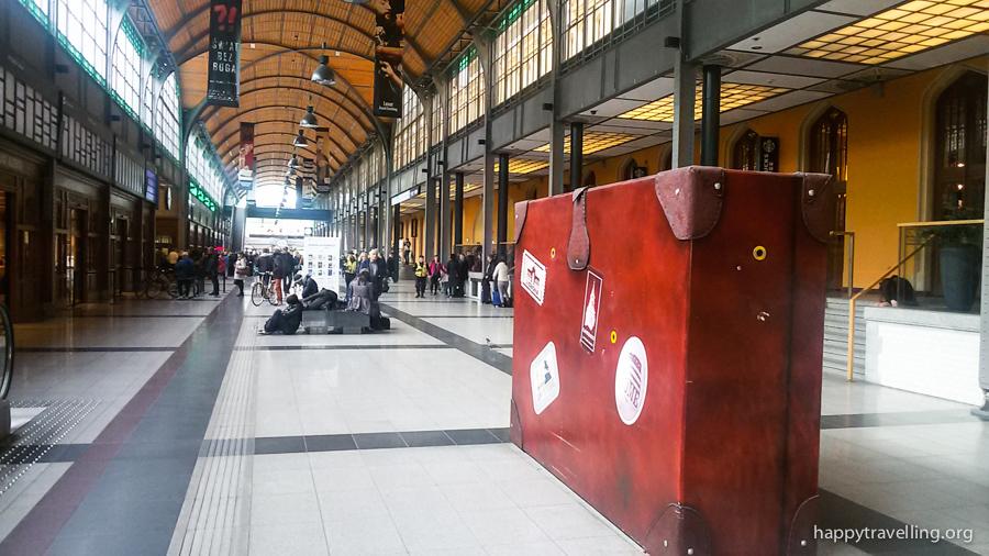 вокзал Вроцлава