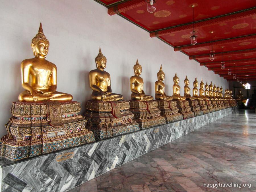Что общего между Лежащим Буддой и русским фольклором? Как я Ват По смотрела.