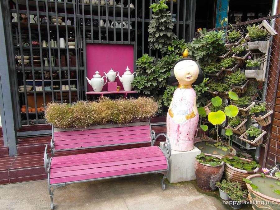 Интересные и не самые известные места Чиангмая