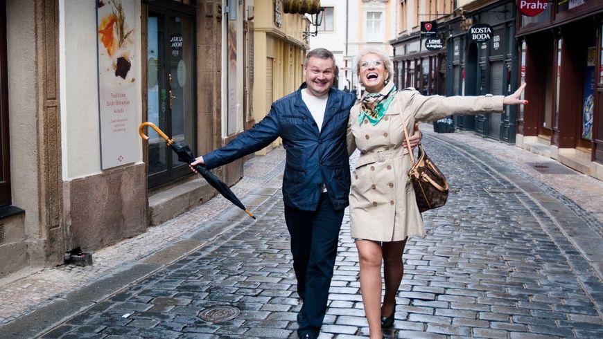 Бросить все и стать гидом в Праге. История Владимира