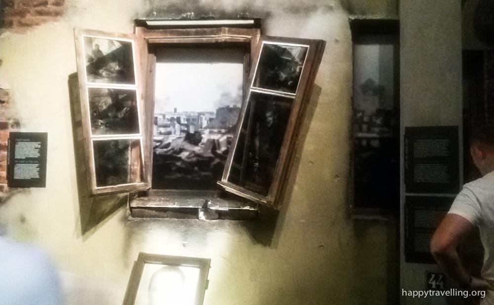 Музей Варшавского восстания в Варшаве