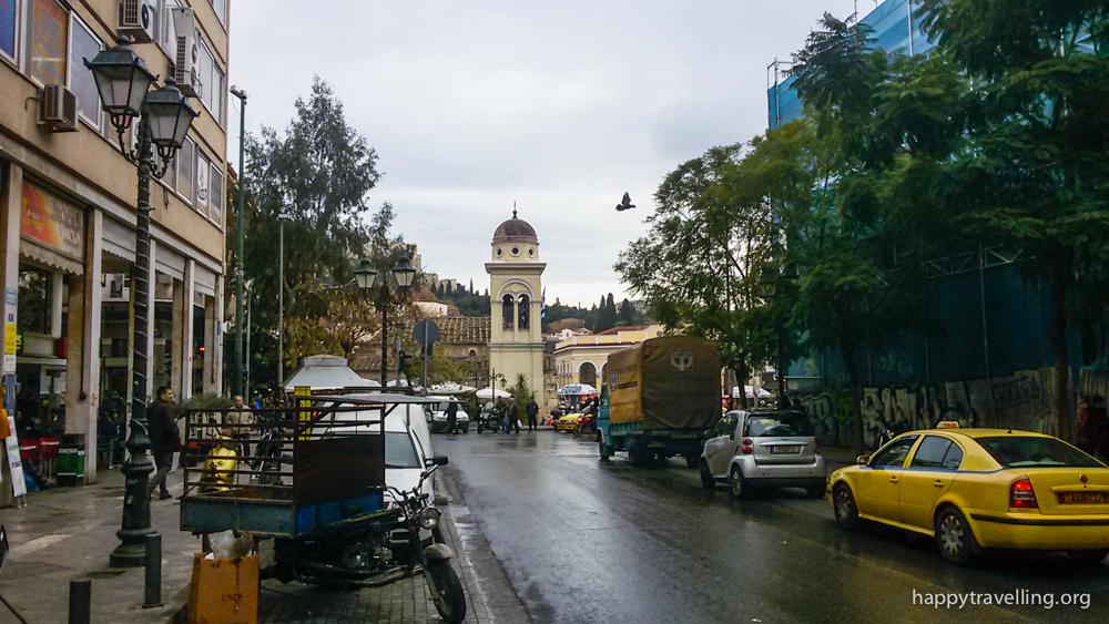 Что посмотреть в Афинах за один день? Хороший маршрут