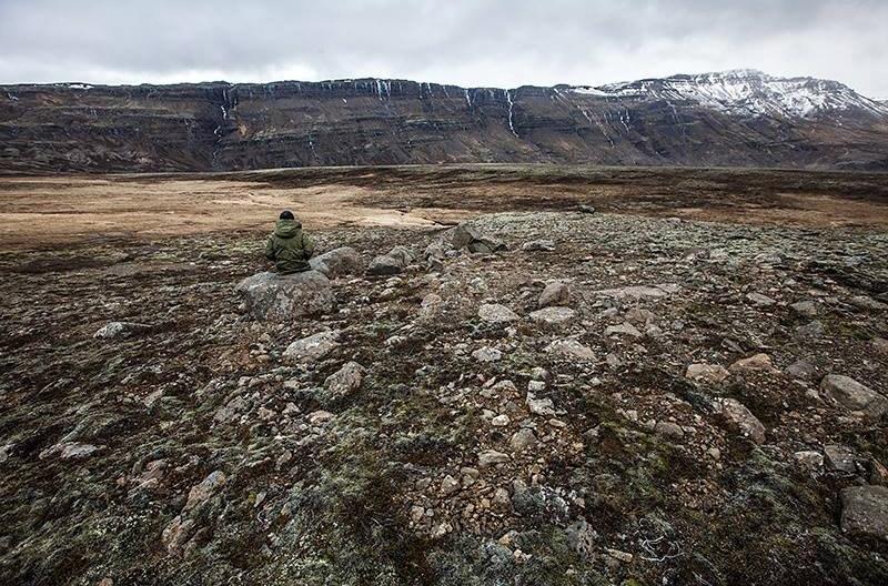 дали исландии