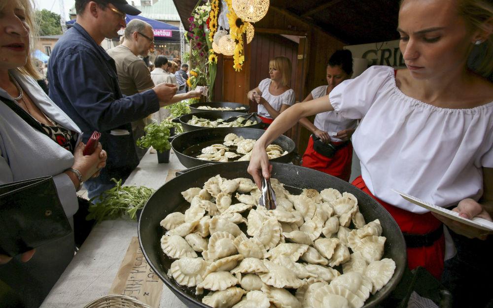 Где дешево и вкусно поесть в Варшаве?
