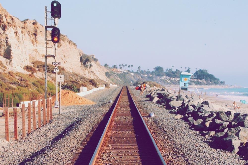 поезд дорога