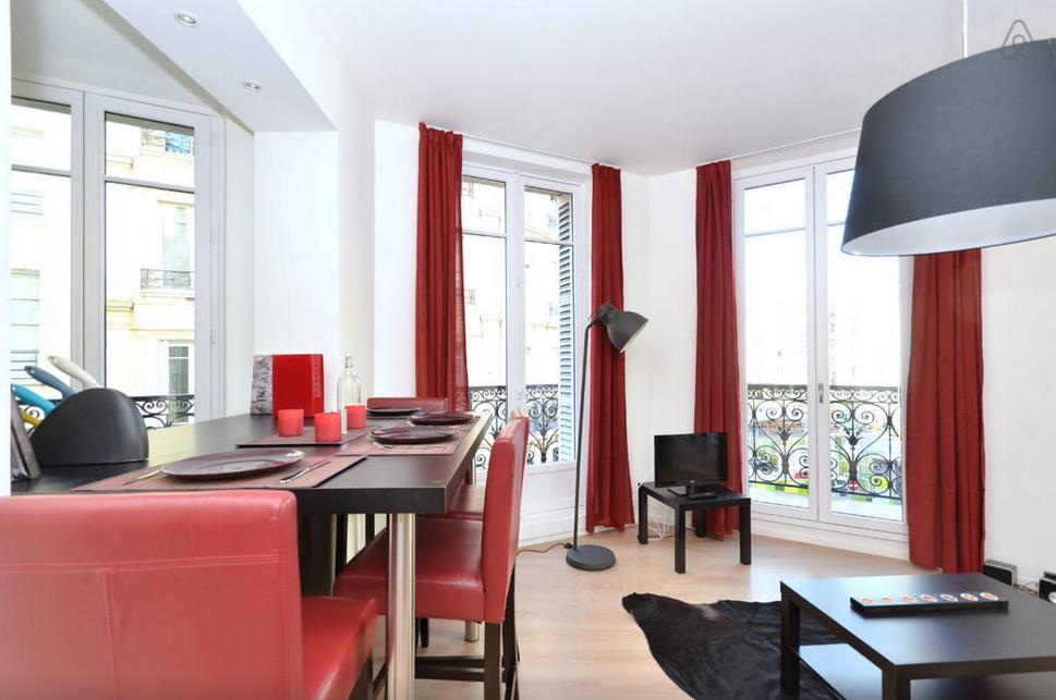 снять жилье в Париже