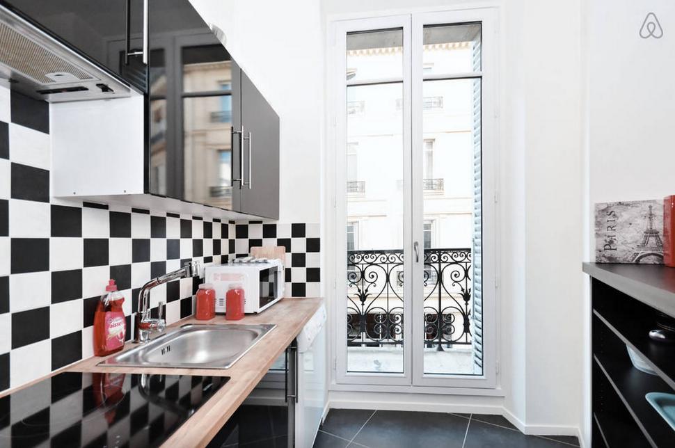 жилье в Париже