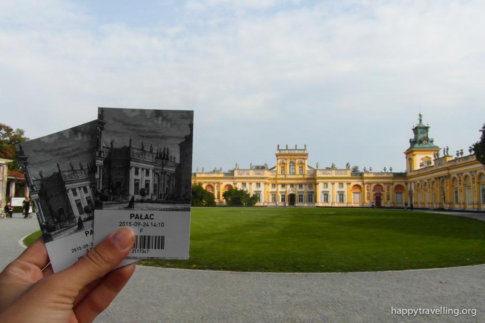 Вилянувский дворец — маленький Версаль в Варшаве