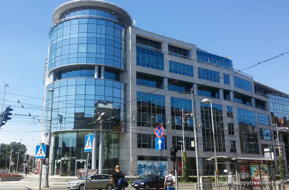 офис Гугл во Вроцлаве