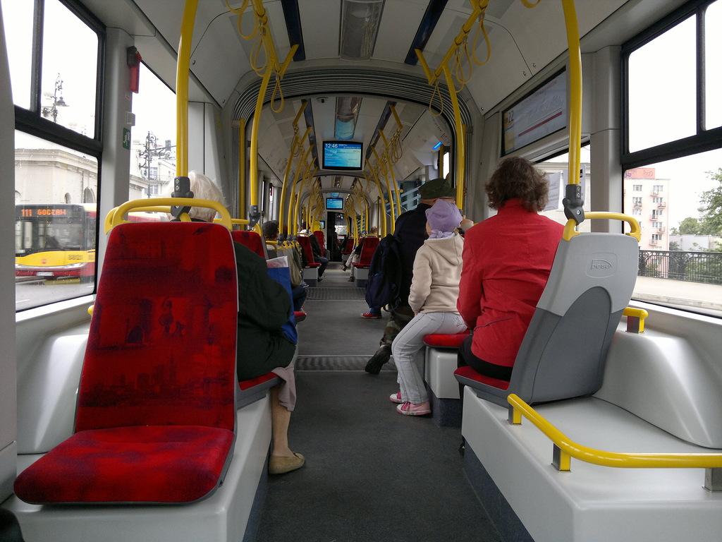 Транспорт Варшавы и где купить проездной