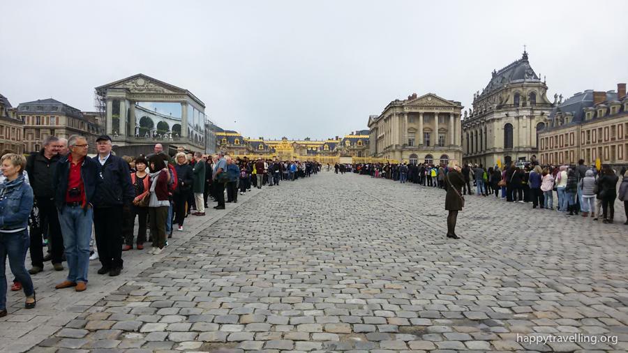 Как добраться до Версаля и купить билеты заранее