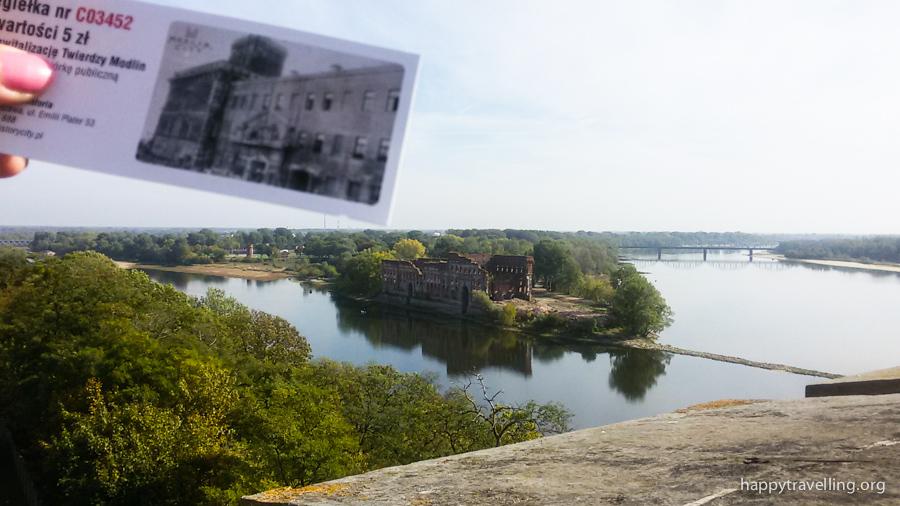 Что посмотреть недалеко от Варшавы? Крепость в Модлине