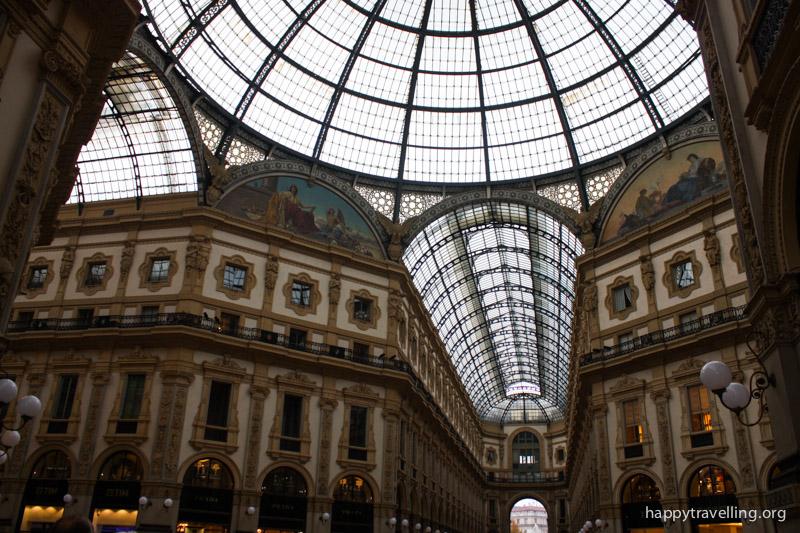 галерея Милан