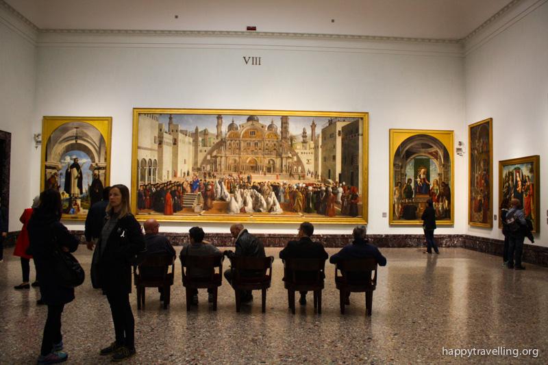 картинная галерея Милан