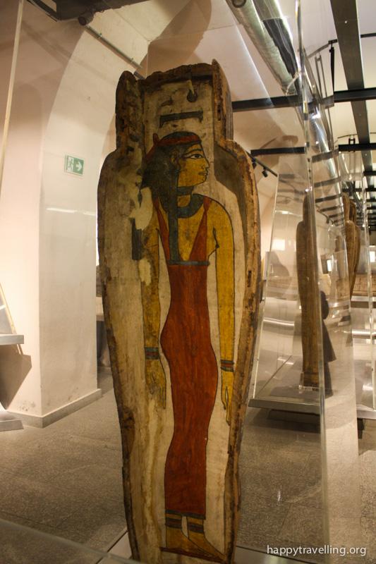 музей мумий Милан