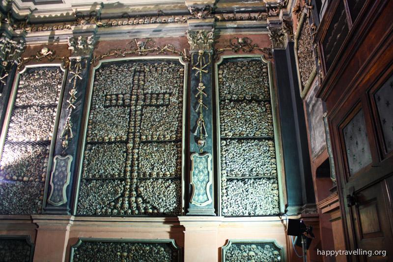 кости в Милане