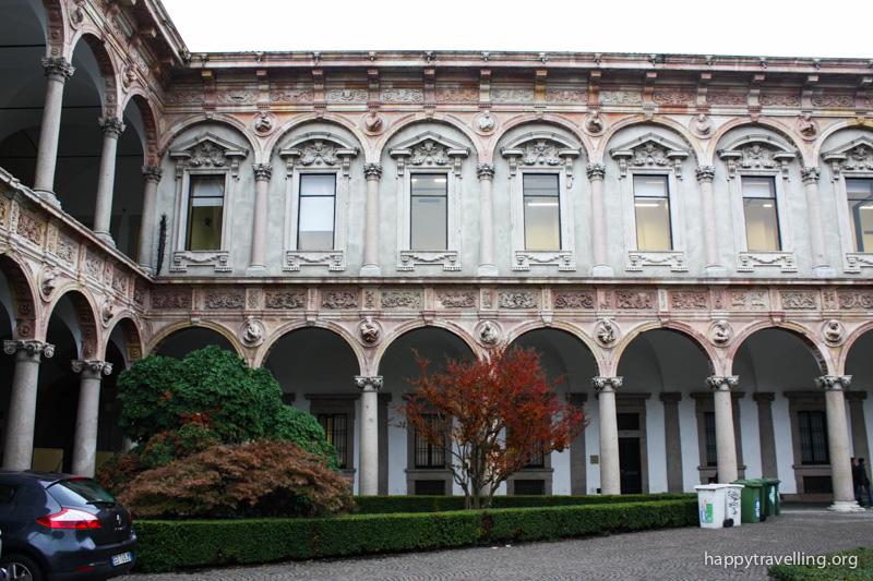 Миланский университет