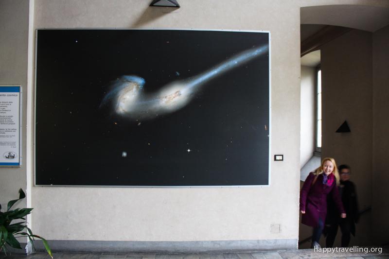 астрономический музей в милане