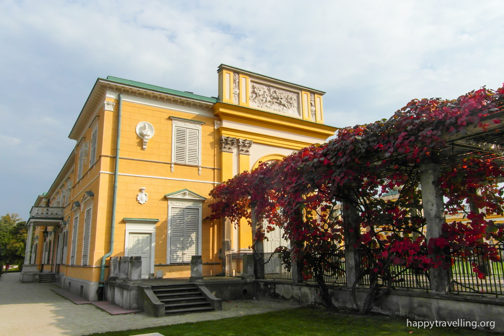 вилянувский дворец в варшаве