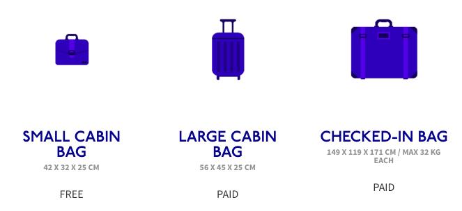 требования к багажу WizzAir