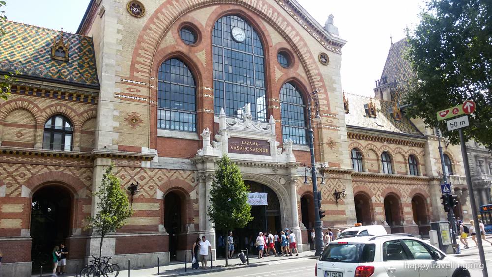 рынок в Будапеште