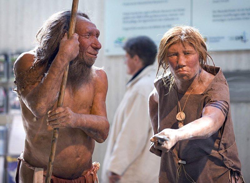 музей неандертальца