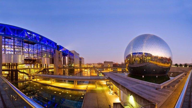 городок науки в Париже